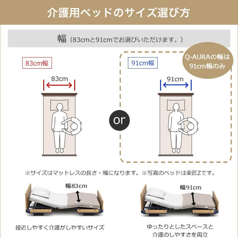 介護用ベッドの選び方